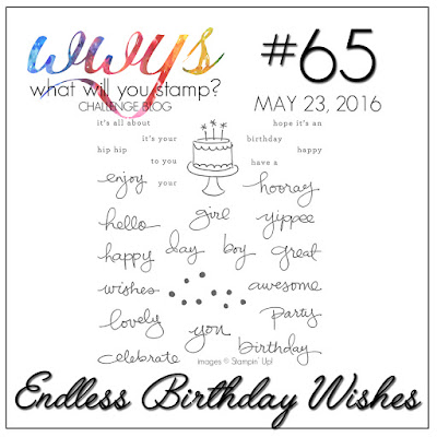 Endless Birthday Wishes To Kick Off This Weeks Challenge Here Are Some Awesome Projects From Our