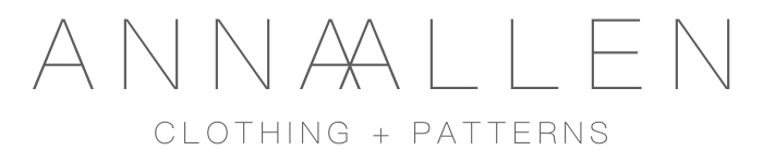 Anna Allen Clothing Blog