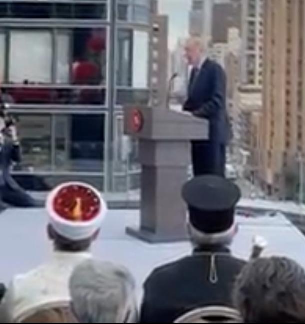New York'taki Yeni Türk Evi Dualarla Hizmete Açıldı