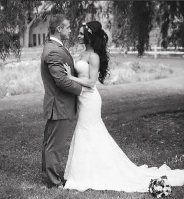 Brandan Fokken wedding