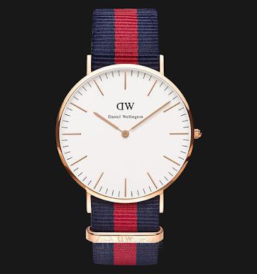 jam tangan Daniel Wellington Classic Oxford
