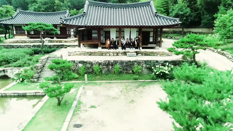 Oseong Hanok Village - miejsce, w którym BTS nagrywali '19 Summer Package 190818   CRUSHONYOU