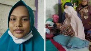 Mengaku Hamil Satu Jam, Janda di Cianjur Melahirkan Bayi 2,9 kg