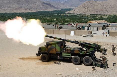 المغرب يقتني مدفعية إسبانية بـ14.8 مليون يورو