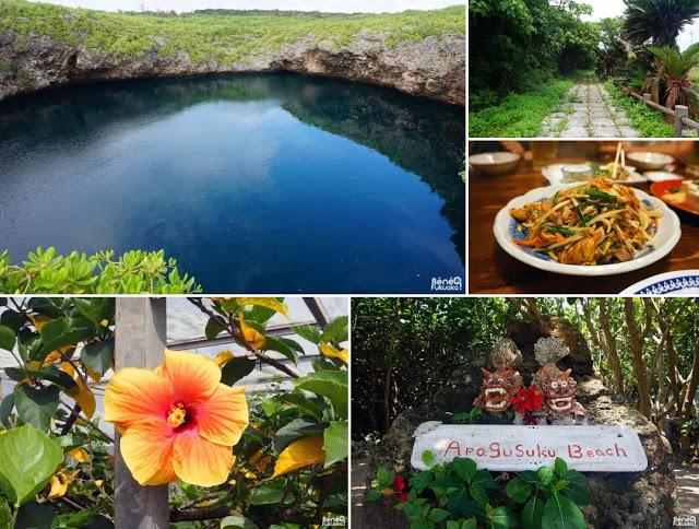Some spots around Miyakojima, Okinawa