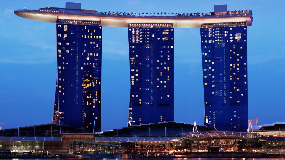 Marina sands casino