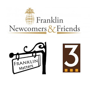 Franklin Newcomers and Friends: Steve Sherlock to speak - March 11