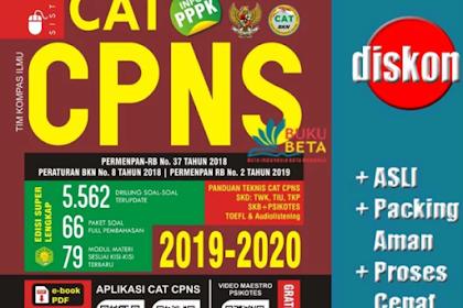 Panduan Wajib CAT CPNS 2019-2020 - Tim Kompas Ilmu