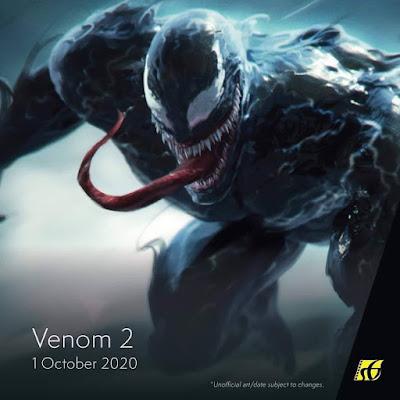 Filem Keluar Panggung Wayang 2020 | Venom 2 (2020)