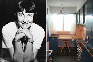 Грета Лихоцки — женщина-архитектор, создавшая первый кухонный гарнитур