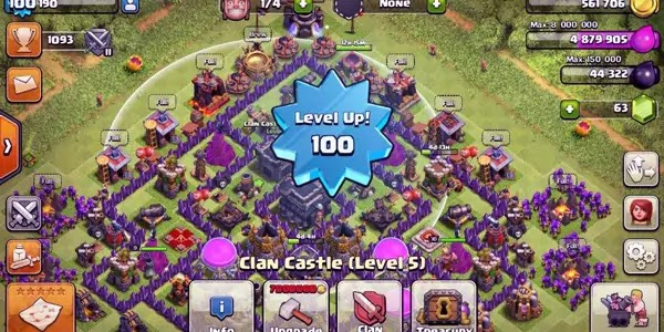 How to Earn experience points (XP) in Clash of Clans