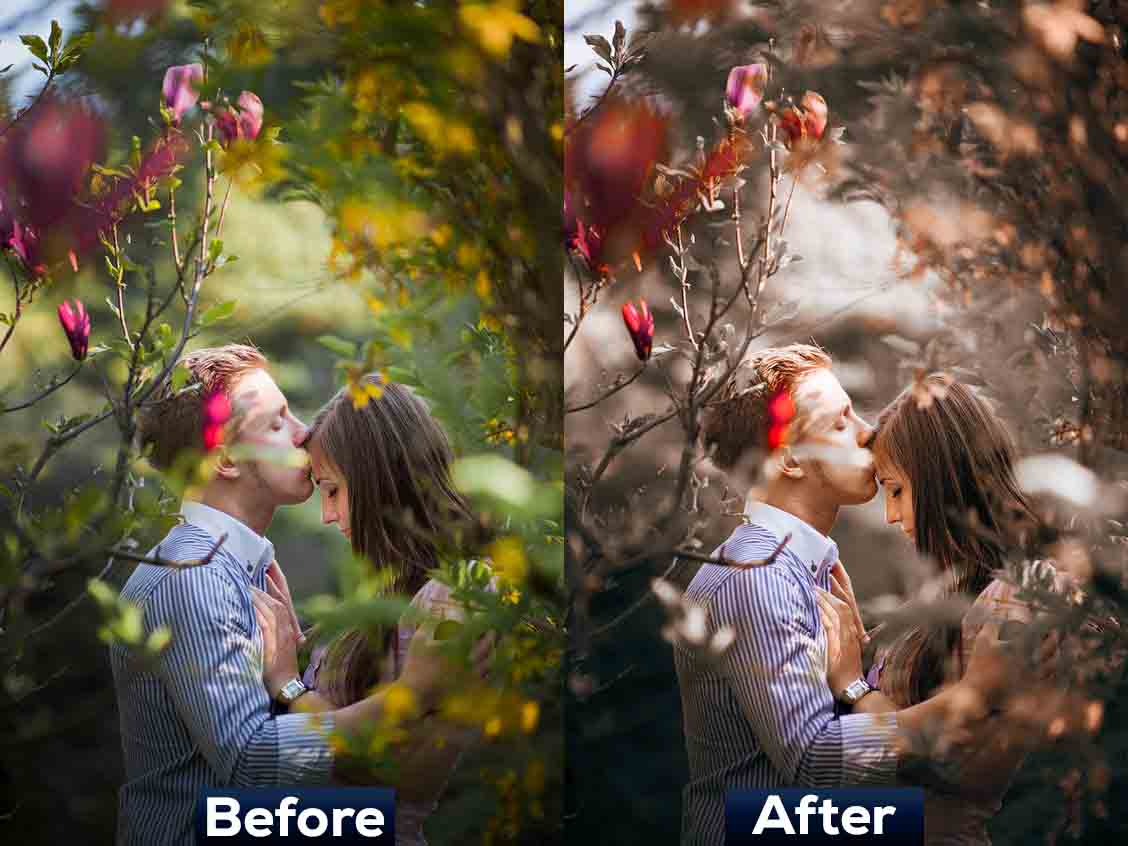Gold Color Grading Effect in Photoshop CC | Download Gold