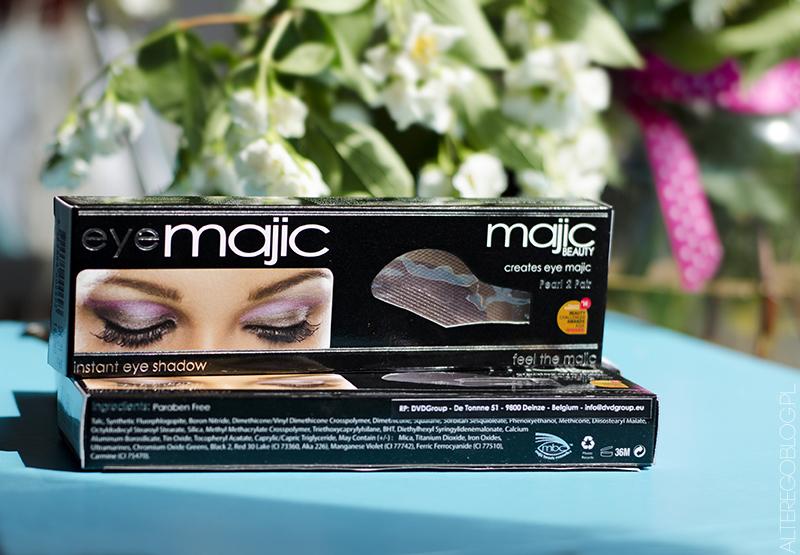 cienie do powiek Eye Majic, Eye Majic opinie, Eye Majic recenzja