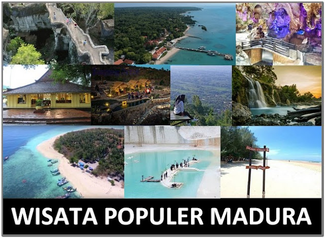 10 Destinasi Wisata Populer di Madura