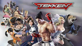 Download Android Game TEKKEN MOD APK+DATA Obb All Region Free 0.4.1