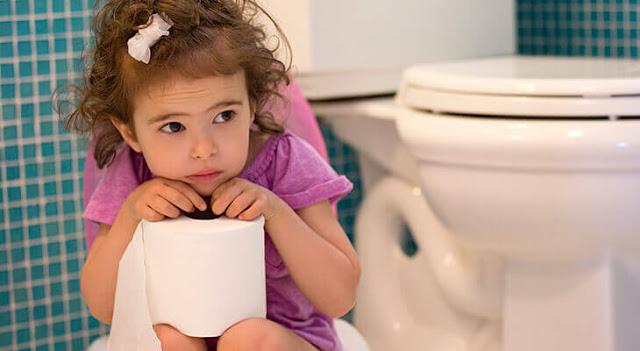 kesalahan saat toilet training