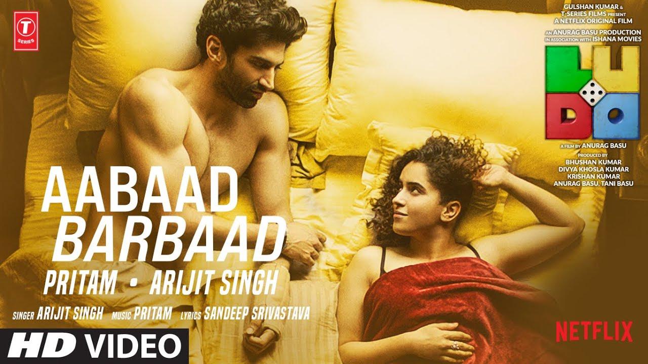 Aabaad Barbaad Lyrics - Arijit Singh   LyricsWOLF