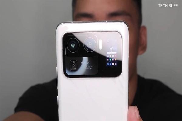 تم تسريب فيديو جديد لهاتف Xiaomi Mi 11 Ultra