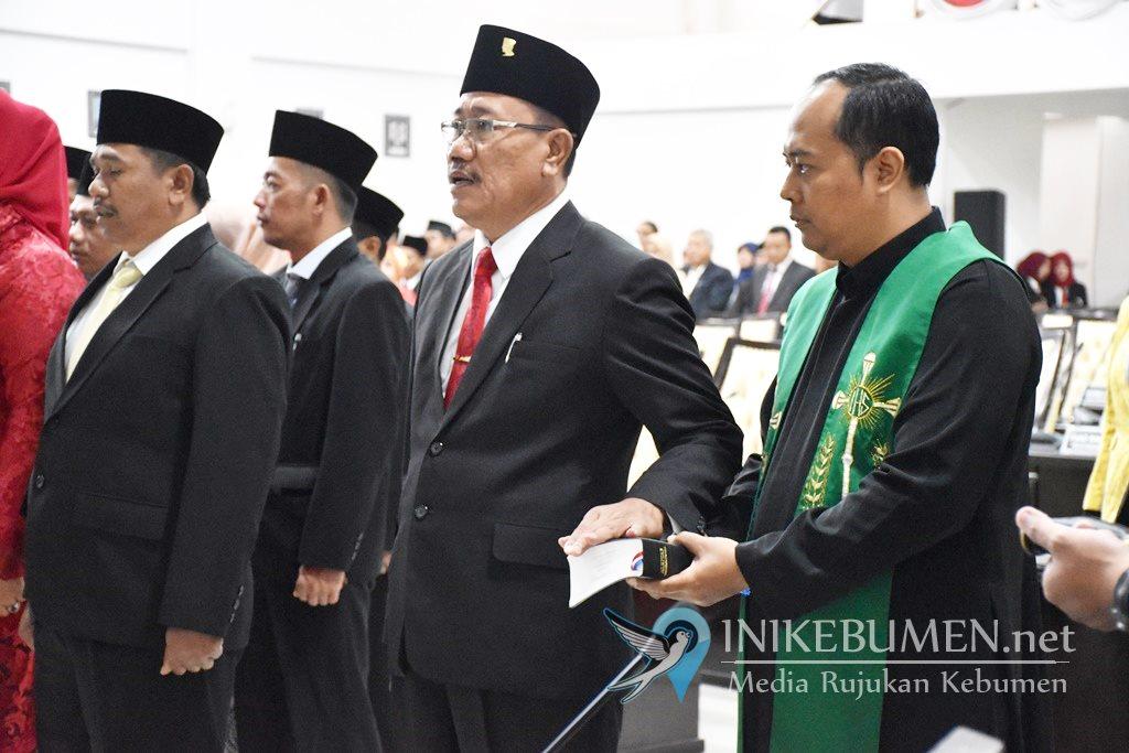 Inilah Empat Kandidat Ketua DPRD Kebumen yang Diusulkan PDI Perjuangan