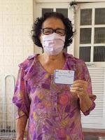 Goiana está vacinando idosos com 85 ou mais