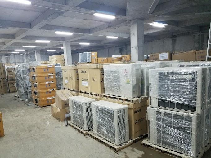 Sửa chửa máy lạnh Mitsubishi tại Huế