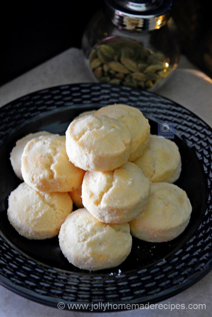Nankhatai Biscuits Recipe