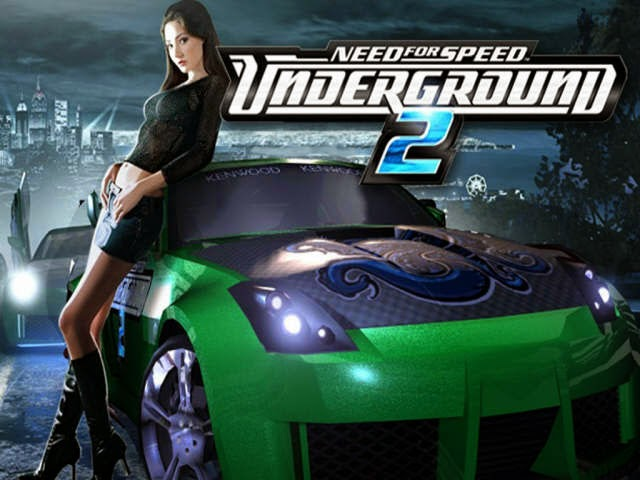 Download Need For Speed Underground 2 Full Rip Game For PC