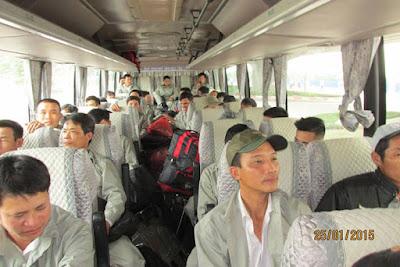 Tuyển gấp 07 lao động nam làm cốp pha tại Shiga - Nhật Bản