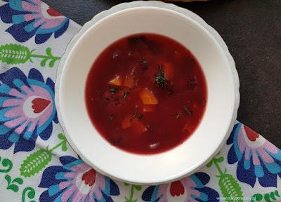 domowa zupa