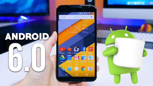 Kelebihan dari Android 6.0 Marshmallow