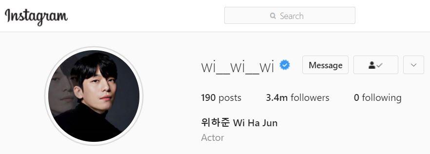 Profil dan Fakta Wi Hajoon, Pemeran Detektif di Squid Game yang Viral