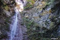 Водопады в верховьях реки Шабранчай