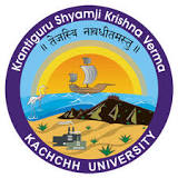 Kachchh University Recruitment