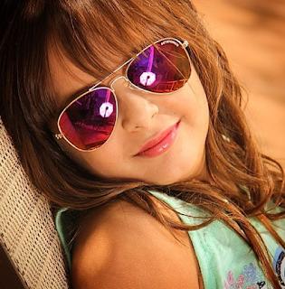 Fornecedor de óculos de sol infantil