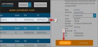 Cara Download Frimware Hp Samsung Android Origunal