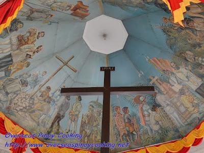 Magellan's Cross Paintings