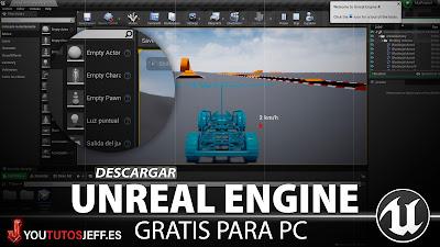 como descargar unreal engine para pc