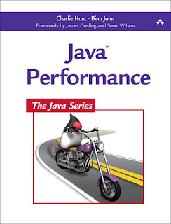 hands-on book to learn about  Java performance