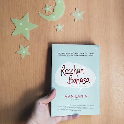 Review Buku Recehan Bahasa, Ivan Lanin