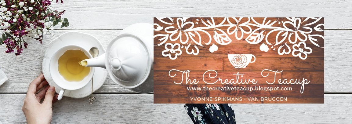 The Creative Teacup - Yvonne Spikmans Van Bruggen