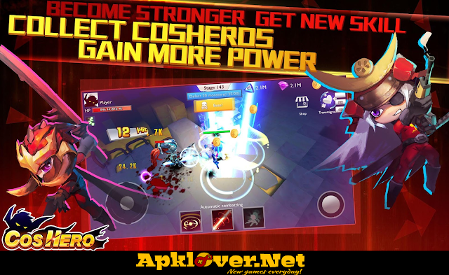 Cos Hero MOD APK unlimited money