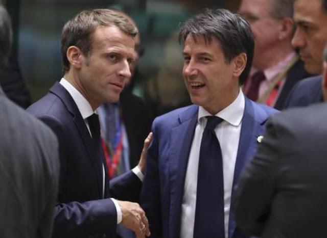 """سفير فرنسا يعود الى روما: سمعتا سالفيني لايريد حربا، وإيطاليا في حاجة لفرنسا"""""""