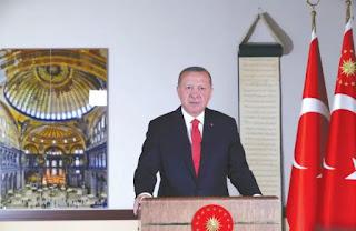 erdogan memimpin, Islamisasi bertahap Turki