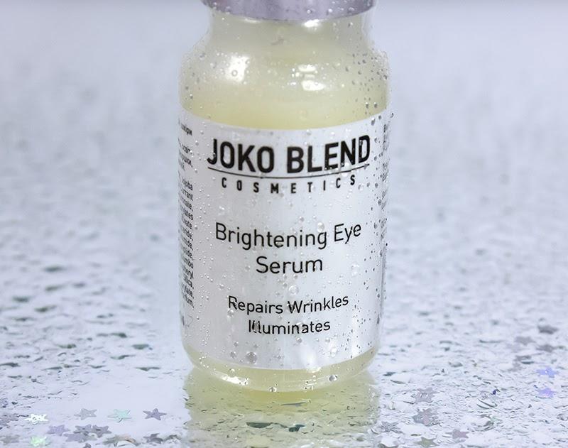 Joko Blend Сыворотка пептидная для кожи вокруг глаз Brightening Eye Serum