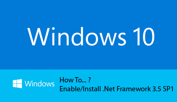 net framework 3 5 sp1 offline installer