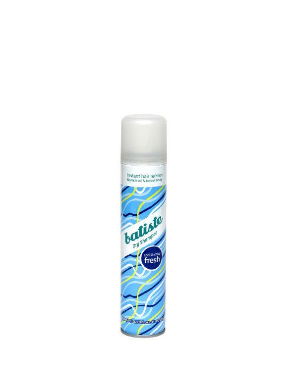 Sampon uscat Batiste Fresh Dry Unisex, 200 ml