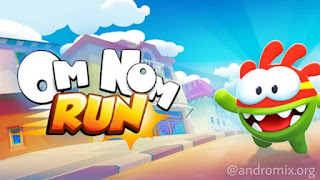 تحميل لعبة Om Nom Run للاندرويد (آخر اصدار)