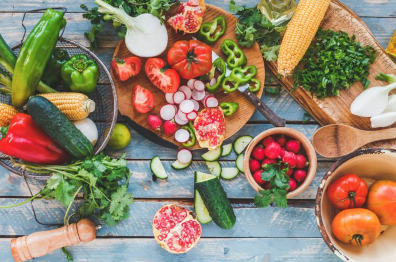 Ways to sneak more nutrition into your meals