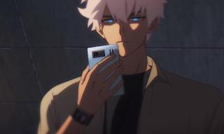 shiguang daili ren anime