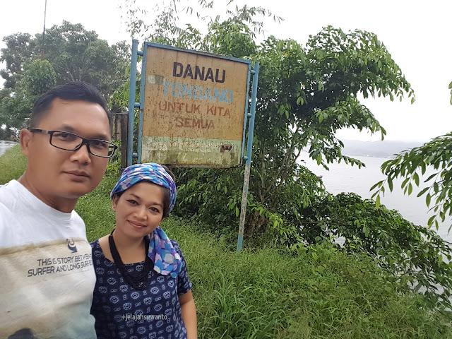 Sampai Jumpa Danau Tondano, Tondano, Sulawesi Utara +jelajahsuwanto